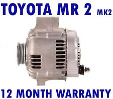 REMANUFACTURED ALTERNATOR TOYOTA MR 2 MK2 MK II COUPE 1989 1990 1991 - 2000