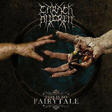 Carach Angren - This Is No Fairytale CD - Black Horror Metal