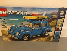 Lego Creator EXPERT 10252 Volkswagen Beetle Brand New Ready To Post