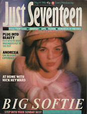 Just Seventeen Magazine 14 May 1986    Mags of A-Ha    Jean-Michael Vincent