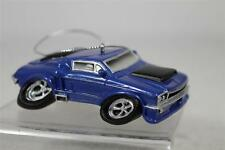 Hot Rod-Monster Rides Ornament Blue 'Snake Bite' #MR2012 NIB!
