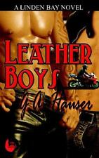 LEATHER BOYS (MEN IN MOTION 4) G.A. Hauser EROTIC GAY CONTEMPORARY ROMANCE  (LB)