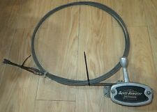 Vintage Scott Atwater outboard controller with 10' Cables