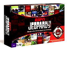 JEOPARDY ESPN ULTIMATE SPORTS QUIZ CHALLENGE SEALED NEW FREE SHIP TRACKING US
