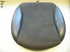 Nissan Note E11 sitzfläche Halb Leder Sitz Abdeckung Sitzabdeckung Teilleder