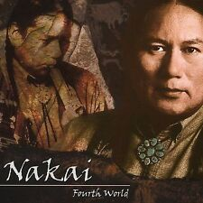 NAKAI,R CARLOS-FOURTH WORLD  CD NEW