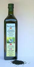 100% rein Ägyptisches Schwarzkümmelöl 5x1000 ml (3x ungefiltert & 2x gefiltert)