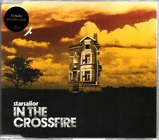 STARSAILOR - IN THE CROSSFIRE - CD SINGLE - MINT
