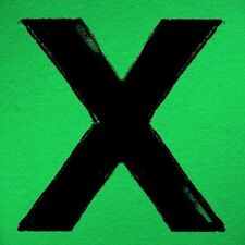 ED SHEERAN X CD NEW