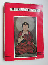 The Buddha and His Teachings by HUNT  Zen Buddhism Tokyo Japan w/ plates
