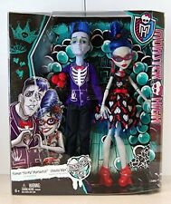 Monster High Loves Not Dead - 2 Pack: Slo Mo & Ghoulia Yelps by Mattel