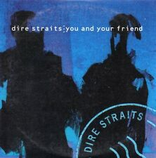 ★☆★ CD SINGLE Dire Straits You and your friend French Promo 1-track CARD SL  ★☆★