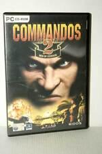 COMMANDOS 2 MEN OF COURAGE GIOCO USATO PC CD ROM VERSIONE ITALIANA GD1 47362