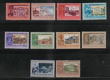 RUSSIA  1969  SC3582-91 PLACES CONNECTED WITH LENIN    MNH  # 6913