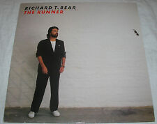 Richard T. Bear - The Runner LP Vinyl Album Dmm OIS mit Texten Lyrics DMM
