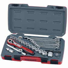 TENG TOOLS 3/8 Socket Ratchet Extension Spanner Wrench Tool Set