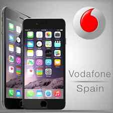 Official Unlock Vodafone Spain iPhone 4S 5 5C 5S 6 6+ 6S 6S+ 6S+ SE 100% Premium