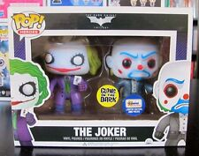 Funko Pop! The Joker 2-Pack (Glow In The Dark) Gemini Exclusive 480 PCS MINT