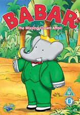 BABAR - THE MISSING CROWN AFFAIR - DVD - REGION 2 UK