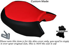 RED TOP & BLACK SIDE CUSTOM FITS BMW R 1200 GS LC 13-15 RIDER SEAT COVER