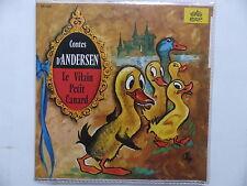 Livre disque Contes d Andersen Le vilain petit canard CHARPIN  MI 430  MIRLITON