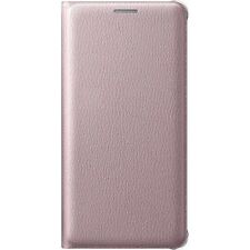 OFFICIAL GENUINE  SAMSUNG GALAXY A3 2016  FLIP WALLET CASE ROSE GOLD