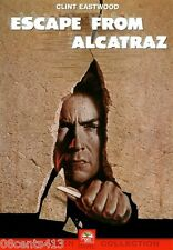 Escape from Alcatraz (Widescreen DVD) Clint Eastwood~Based on a True Story! *NEW