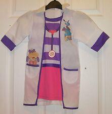 GIRL'S DRESS UP DISNEY'S DOC MCSTUFFINS Costume Età 3-4 anni