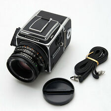 Hasselblad 503Cxi +Planar T* CF 80mm f/2.8 in EX++ Condition