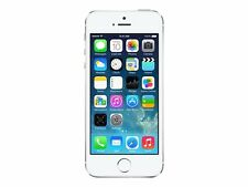 Apple iPhone 5s - 16GB - Silver (U.S. Cellular) Smartphone
