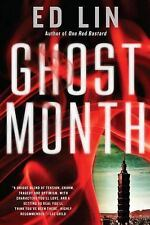 Ghost Month (A Taipei Night Market Novel) Lin, Ed Paperback