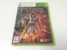 THE CURSED CRUSADE . Pal España ... Envio Certificado ... Paypal