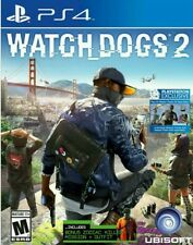 Watch Dogs 2: Limited Edition (Sony PlayStation 4, 2016) BRAND NEW/FAST SHIPPING