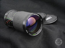 3441 - Pentax K/AR Super Paragon PMCII 28-135mm f3.8-5.2 Wide to Portrait Zoom
