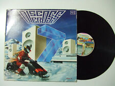 Discocross No. 7  - Disco Vinile 33 Giri LP Compilation Mixed ITALIA 1984