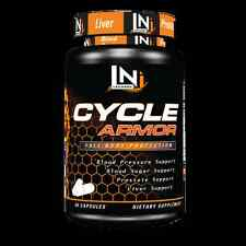 Lecheek Nutrition Cycle Armor LIVER SUPPORT, 60 Capsules - BRAND NEW