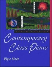 Contemporary Class Piano by Mach, Elyse