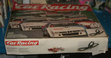 80'S VINTAGE SLOT CAR TRACK 1:43 6'x2.3' WEST GERMANY CARRERA RACING TOY MIB