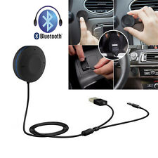 New Wireless Bluetooth 4.1 3.5mm AUX A2DP Car Kit Audio Music Receiver Handsfree