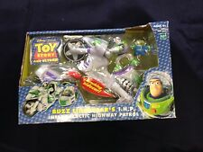 Toy Story and Beyond Buzz - Lightyear's Intergalactic Highway Patrol - Hasbro 03