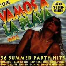 Vamos a la Playa 3 DJ Bobo, Whigfield, Delegation, Murray Head, My Mine.. [2 CD]