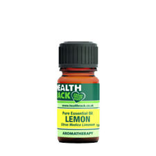 Lemon Essential Oil | 10ml | Citrus medica limonum