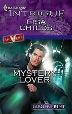 G, Mystery Lover (Harlequin Larger Print Intrigue), Childs, Lisa, 0373745346, Bo