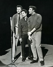 """Vince Eager and Cliff Richard 10"""" x 8"""" Photograph"""
