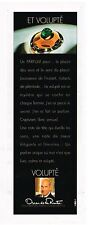 Publicité Advertising 1994 Parfum Volupté Oscar de la Renta