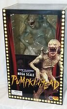 "PUMPKINHEAD Sota Toys MEGA SCALE Deluxe Horror Cult Movie Action figure 18"" Tall"