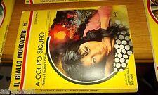 GIALLO MONDADORI # 1113-JAMES HADLEY CHASE-A COLPO SICURO-1970