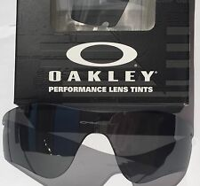 NEW Oakley RADAR PATH POLARIZED Black Iridium Lens Replacement SAVE!