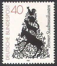 Germany 1982 Donkey/Dog/Cat/Cockerel/Animals/Fairy Stories/Bros Grimm 1v n27543