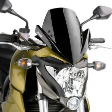 Puig Fly screen acces. for Honda CB 1000 R 11-16 black / Wind screen/ Windshield